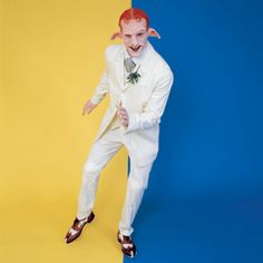 Matthew Barney art -www.fashion.net