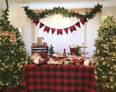 Christmas Pajama Party, Office Christmas Party, Plaid Christmas, Kids Christmas, Holiday Parties, Christmas Pictures, Company Christmas Party Ideas, Christmas Birthday Party, Cabin Christmas