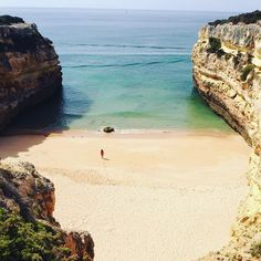 Isolated beach cove in Portugal - blue sea - white sand - tranquil - peaceful - travel - private Beach Cove, Portugal, Sea, Spaces, Lifestyle, Water, Blue, Travel, Outdoor
