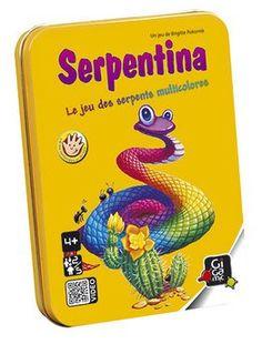 #Serpentina #gigamic #jeu #société #