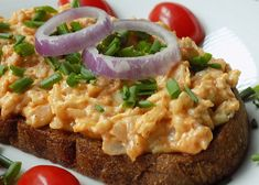 Party Snacks, Baked Potato, Risotto, Macaroni And Cheese, Catering, Dinner Recipes, Pizza, Food And Drink, Appetizers