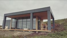 Best Windows, Windows And Doors, Small House Kits, Camping Pod, Timber Structure, Lodges, Glamping, Gazebo