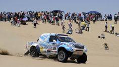 Unos 30,000 visitantes llegaron a Perú con motivo del rally Dakar 2013