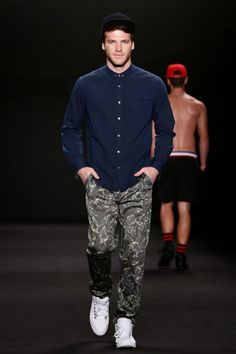 Male Fashion Trends: Auslander Spring/Summer 2015 | Rio Fashion Week
