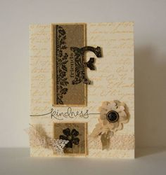 SC336 Vintage Friendship by Missro - Cards and Paper Crafts at Splitcoaststampers