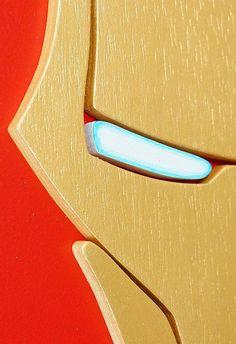 Descuento del 50% en el envío superhéroe Ironman arte de la