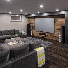 Basement Design Ideas, Pictures, Remodel & Decor