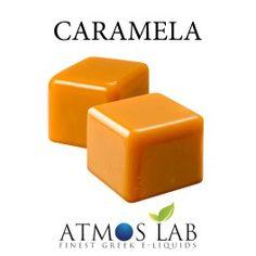 E-Líquido ATMOS LAB  Caramelo 10 ml