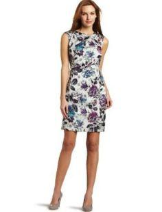 NWT $139 Anne Klein Floral Dress sz 6