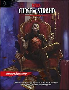 Download Curse of Strahd by Wizards RPG Team Kindle, PDF, eBook, Curse of Strahd PDF, Kindle