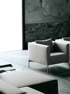 Twin  Design Piero Lissoni, 2001 Love Seat, Twins, Armchair, Couch, Furniture, Design, Home Decor, Sofa Chair, Single Sofa