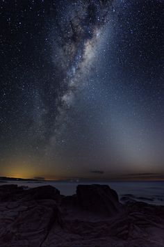 Мыс Otway, Галактики, туманности, звездные скопления, планетарные туманности, остатки сверхновых, солнечная система, кометы, астероиды, ИСЗ,...