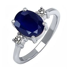 Sterling Silver Blue Sapphire and White Diamond Women's 3... https://www.amazon.com/dp/B00YB94R8M/ref=cm_sw_r_pi_dp_x_nGguyb0TNF6Z8