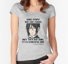 Sebastian Women's Fitted Scoop Tshirt