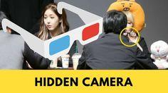 GFriend Catches a Fan's Secret Camera Red Handed