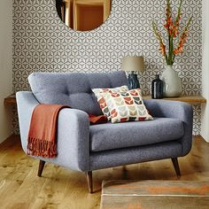 Myers - Snuggler | Chairs | Living Room