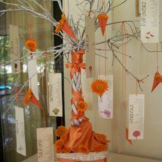 Chicchi d'arancio su sposamisubito