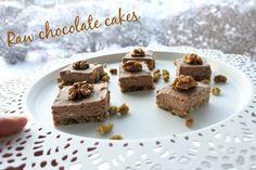 Healthy Living: Suklaa leivokset (raaka)