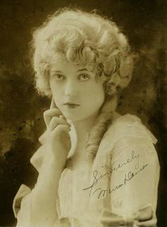 Marion DaviesMarion Davies (January 3, 1897 – September 22, 1961) (from Wikipedia) was an American film actress, producer, screenwriter, and philanthropist, and the mistress of William Randolph Hearst.