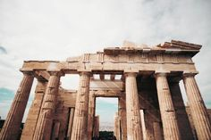 Image ancient greek architecture quotes hosted in Life Trends 1 Parthenon, Acropolis, Lightroom Workflow, Summer Shots, Greece Pictures, Ancient Greek Architecture, Architecture Quotes, Building Architecture, Classical Architecture
