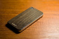 Wood iPhone Decal $25