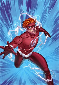 DC Rebirth : Wally West