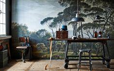 DIY wallpaper / VT Wonen