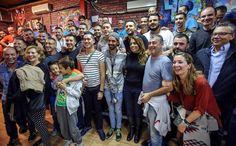 Grupo Mascarada Carnaval: Mañana, visita oficial a La Noria