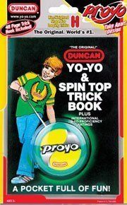 Duncan Proyo Yo-Yo With Booklet (Colors May Vary), 2015 Amazon Top Rated Yo-yos #Toy