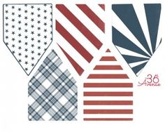 The 36th AVENUE | Fourth Of July Free Printable Set | The 36th AVENUE