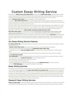 Essay Proposal Template Custom Essay Writing Service Examples Of A Thesis Statement For A Narrative Essay also Health Issues Essay Write Essays  Term Paper  Pinterest  Term Paper Essay Examples  Research Essay Proposal Example