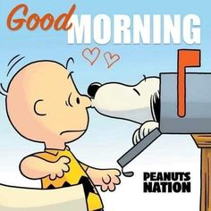 Good Morning Snoopy, Good Morning Greetings, Good Morning Good Night, Morning Humor, Good Morning Images, Good Morning Quotes, Charlie Brown Quotes, Charlie Brown And Snoopy, Funny Picture Quotes