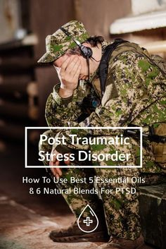 How To Use Essential Oils To Help Treat PTSD Post traumatic stress disorder isn't something to be taken lightly. And if you're looking for some relief and help managing your PTSD, there are some essential oils that you can use. Here's how to use essential Essential Oils Guide, Citrus Essential Oil, Essential Oil Uses, Essential Oil Diffuser, Healing Oils, Post Traumatic, Stress Disorders, Discovery, Aromatherapy