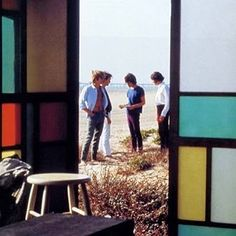 """""""It was a place where Jewish pensioners gathered in front of synagogues, mingled with the mystical hippies on the boardwalk — and a place where four artists, each one with his own musical sensibility, came together as The Doors to make psychedelic rock the sound of Los Angeles."""" – NPR on Venice, California"""
