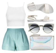 """""""L$D"""" by deep-serene ❤ liked on Polyvore featuring 3.1 Phillip Lim, Topshop, Old Navy and Marc by Marc Jacobs"""