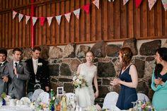 Barn wedding in Northern Ireland