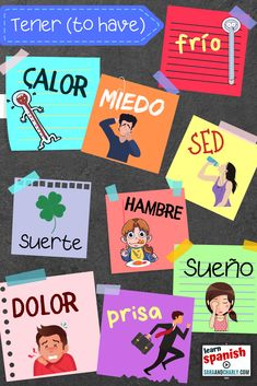 Looking for live, online Spanish classes or self-paced courses? We even have a variety of free, Spanish activities available for you to begin. Spanish Teacher, Spanish Classroom, Spanish Language Learning, Teaching Spanish, Spanish Activities, Educational Activities, Online Spanish Classes, Spanish Lessons, Learn Spanish