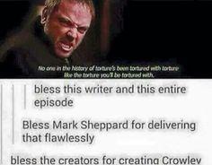 Crowley!!!!