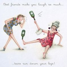 best friend quotes Cards Best Friends Make You Laugh Best Friends Make You Laugh - Berni Parker Designs Happy Birthday Best Friend, Happy Birthday Images, Happy Birthday Greetings, Sister Birthday, Happy Birthday Wishes Bestfriend, Birthday Wishes Quotes, Birthday Messages, Birthday Sayings, Birthday Cards
