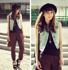 Get this look: http://lb.nu/look/3833117  More looks by Maddy C: http://lb.nu/maddy  Items in this look:  Pants
