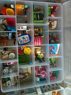Re-ment storage | Flickr - Photo Sharing!