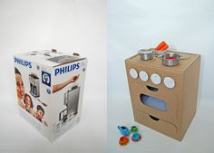 Cardboard stove_001 (2) by playandgrow, via Flickr