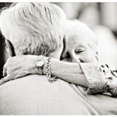 i wanna be one of those adorable old couples