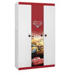 Gostou desta Guarda Roupa Carros Disney Happy 4a Vermelho - Pura Magia, confira em: https://www.panoramamoveis.com.br/guarda-roupa-carros-disney-happy-4a-vermelho-pura-magia-7203.html