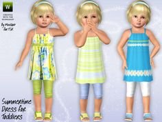 OBJnoora :: Summertime Dress
