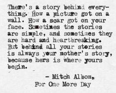 Mitch Albom Quotes On Death | Mitch Albom | Words to feed my soul