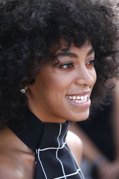 Solange Knowles Gets Married In Typically Beautiful Solange Fashion #Refinery29