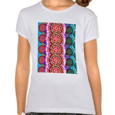 ORIENTAL Indian Temple Art: SUN CHAKRA Energy Shirt