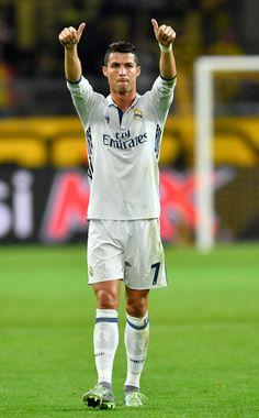 Cristiano Ronaldo wants to end his career at Real