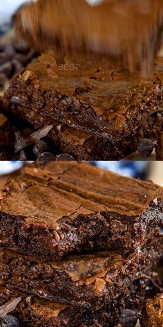 Yummy Treats, Sweet Treats, Yummy Food, Brownie Recipes, Cookie Recipes, One Bowl Brownies, Frosting Tips, Cheesecake Bars, Brown Butter